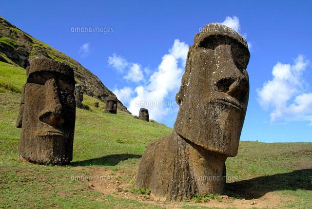 Moai Körper