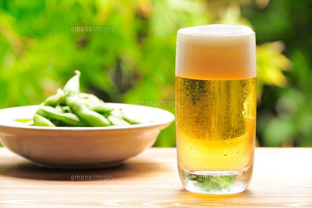 ビールと枝豆[11012019189]| 写真素材・ストックフォト・画像 ...